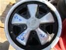 Fuchs wheel rims for Porsche