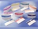 Banderolen voor het verpakken van bankbiljetten.