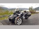 Can-Am Spyder 1330 ACE F3 motorfiets / trike