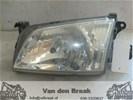 Mazda Demio 2001-2003 Koplamp links electrisch verstelbaar