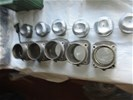 Pistons and liners for Porsche 911 3.6