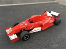 Ferrari F1 F1 Formule 1 wagen Benzine (bj 2004, automaat)