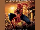 SPIDER - MAN 2 ORIGINAL SOUNDTRACK SCORE.