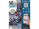 Micro Cluster met App bediening - 560 LED's 11 meter -