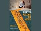 CHRISTO : WALKING ON WATER filmposter.