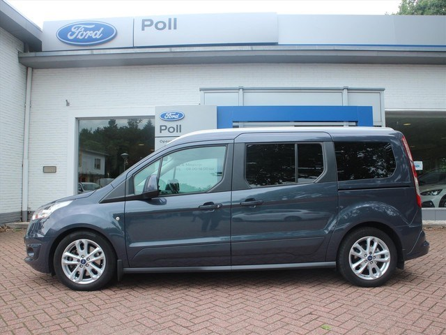 ford tourneo connect automaat