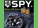 Importeur SPY - Motor FM Alarm 2-weg