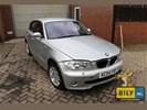 In onderdelen BMW E87 120d '04 stoelverwarming