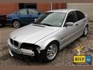 BMW E46 318i '99 TITANSILBER METALLIC BILY