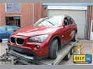 BMW E84 2.0D x-drive '10 BILY autodemontage