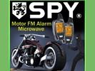 SPY Alarm FM 2-weg - Motor - GARANTIE