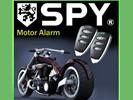 SPY Alarm Motor Afstand Start -GARANTIE