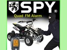 SPY Alarm Motor - Spraak - GARANTIE