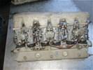 Carburetors and manifold for Alfa Romeo 2600 Coupè