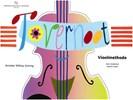 De Tovernoot + CD - Lesboek viool kinderen
