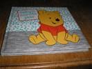 Baby's eerste jaar boek - winnie de pooh