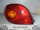 Daewoo Matiz 2001-2005 Achterlicht links