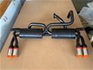 Exhaust system for Lamborghini Urraco