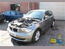 In onderdelen BMW E87 116d '10 Motorschade BILY