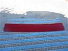 Rear bonnet spoiler for Ferrari F40