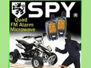 Importeur SPY - Alarm Motor FM Microwave