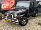 Jeep Wrangler 4.0i *THE BLACK SAHARA EDITION* (bj 1997)
