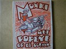 Popeye monki 1 adv6420