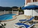 Vrijstaande villa` met prive zwembad te Ador