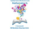IB Mathematics SL revision guide 978-90-823459-0-2