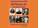IB Physics SL revision guide 978-90-823459-2-6