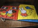 BABY knisper/ speelboekjes -nijntje - winnie de pooh
