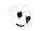 Pro sound headset Schuberth Interphone Tour-Sport-Urban