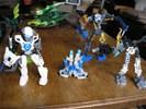 Lego bionicle mistika - zie foto's