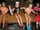 Action man - diverse - poppen - kleren - diverse onderdelen