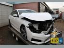 In onderdelen BMW G32 630dX '17 MINERALWEISS METALLIC