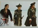 Pirates of the Caribbean : At world ' s end lobbycard set