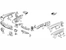 Plaatwerk voor restauratie van je Mercedes 190SL