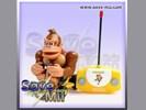 Donkey Kong R/C Racer (1:32)