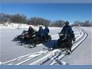 Sneeuwscootertocht vanuit Myvatn