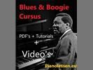 Boogie Woogie en Blues Pianocursus Online