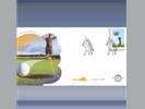 Persoonlijke Postzegel, Golf (2009)