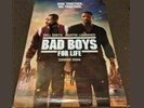 BAD BOYS FOR LIFE filmposter.