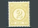 Nederland NVPH 32a postfris (scan D) + cert Louis)