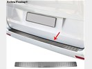 Bumperbescherming Ford Transit | Ivetra-Tuning