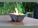 XL Granicium® smeltvuur outdoor met gratis paraffine
