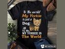 York is voor de WERELD, Tshirt