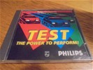 Test the power to perform ( philips car systems )