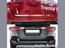 Sierlijst Toyota | Sierstrip Toyota | Kofferbaklijst