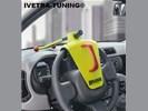 Stuurslot Toyota CH-R | Beveiliging Toyota CH-R | Bullock