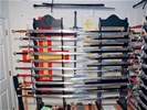 Grootste zwaarden winkel! (sabel, mes, zwaard, messen, dolk